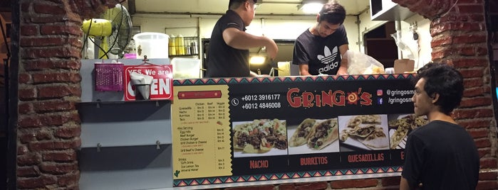 Gringo's Tex-Mex is one of KL eateries.
