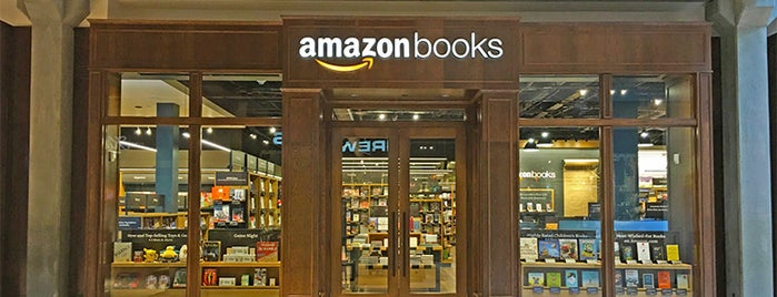 Amazon Books is one of Seattle's.