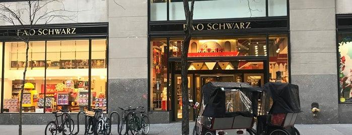 FAO Schwarz is one of สถานที่ที่ Edwulf ถูกใจ.