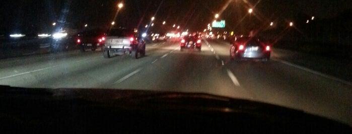 Interstate 75 is one of Locais salvos de Wendy.