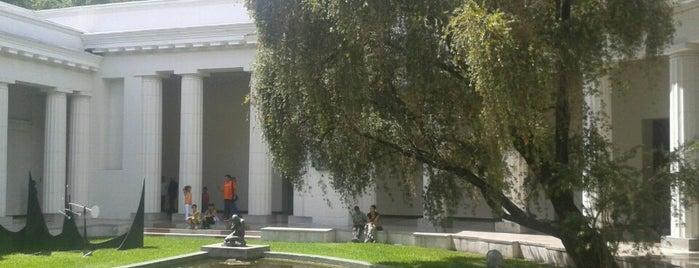 Museo de Bellas Artes is one of juan carlos 님이 좋아한 장소.