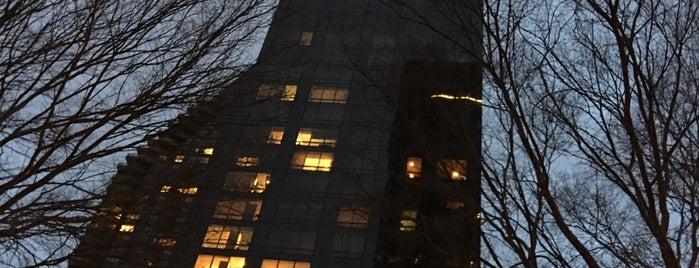 Trump World Tower is one of Tempat yang Disukai Jason.