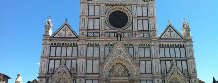 Santa Croce Bazilikası is one of Italia.