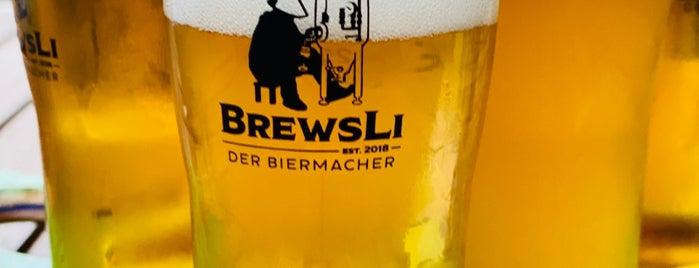 Brewsli - Der Biermacher is one of München 2.