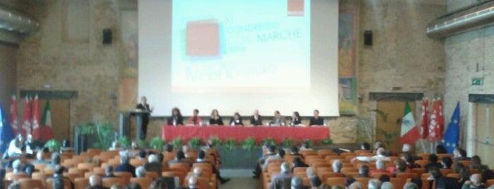 Auditorium Mole Vanvitelliana is one of Ancona: cosa vedere?.