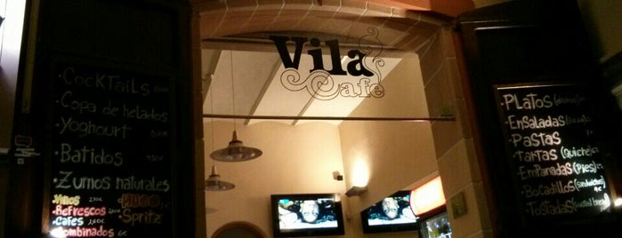 Vila Cafe is one of Locais salvos de Gizem.