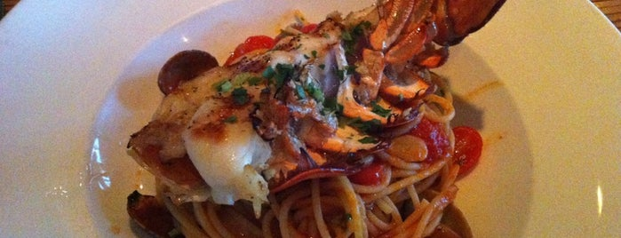 Mamma Melina Ristorante is one of Guys night out history.