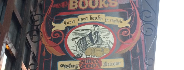 Walrus Books is one of the gringo adventures.