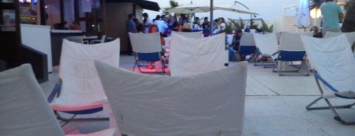 La Playa Summerclub is one of Torremolinos with a babygirl.