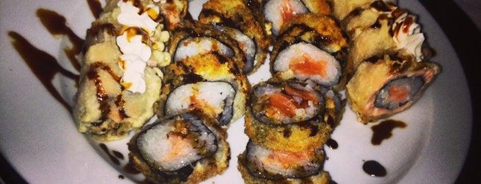 Shima Restaurante Sushi - Sushima is one of Restaurants.