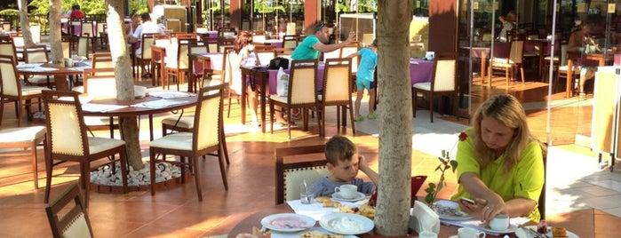 Amara Main Restaurant is one of Serkan'ın Beğendiği Mekanlar.