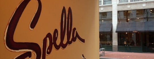 Spella Caffè is one of PDX.