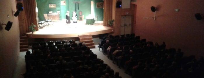 Auditori Municipal d'Ondara is one of Posti che sono piaciuti a Bob.