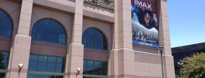 Bullock Museum IMAX Theatre is one of Downtown Entertainment.