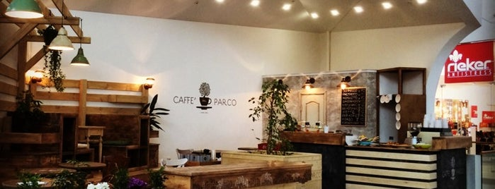 CAFFE' del PARCO is one of Michael 님이 좋아한 장소.