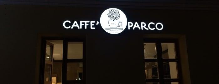 Caffe Del Parco is one of Gespeicherte Orte von Dmitry.