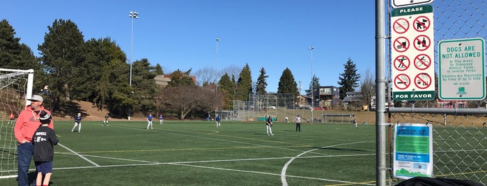 Loyal Heights Playfield is one of Seattle's 400+ Parks [Part 1].