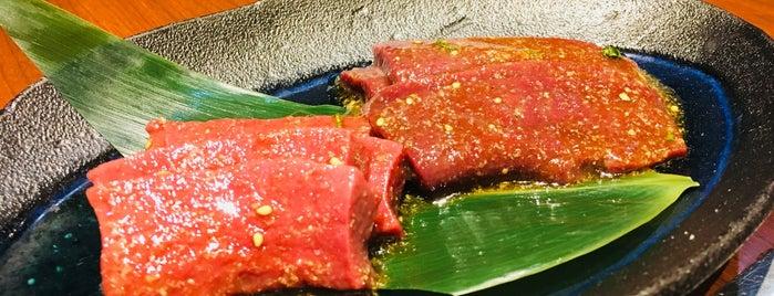 焼肉 大貫 is one of 焼肉.