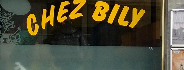 Bily is one of Fast Food - Restaurant.