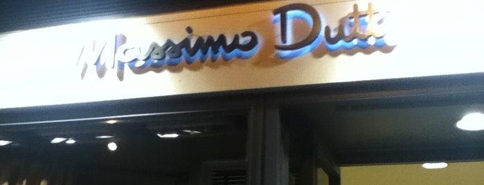 Massimo Dutti is one of Locais curtidos por Mufide.
