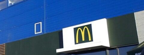 McDonald's is one of Tempat yang Disukai Irina.