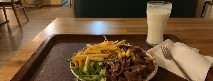 Istanbul Kebab is one of สถานที่ที่ bahar ถูกใจ.