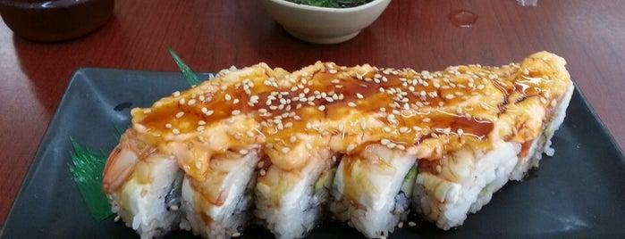 Naomi Sushi Restaurant is one of Gespeicherte Orte von Paulina.