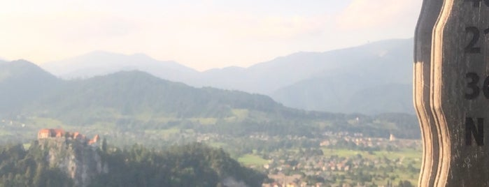 Pustolovski Park Bled (Adventure Park Bled) is one of Tempat yang Disukai Hdo.