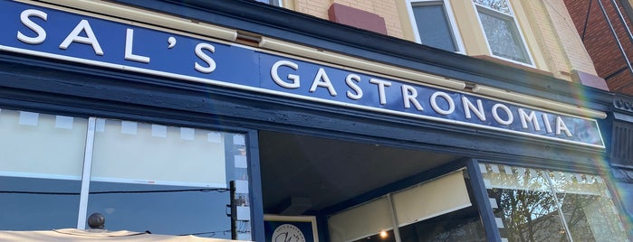 Sal's Gastronomia is one of Montclair and around.