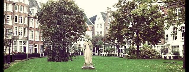 Begijnhof is one of The Nederlands.