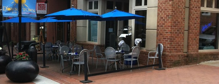 Hamiltons' at First & Main is one of My life in Cville.