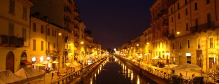 Navigli is one of Italy.
