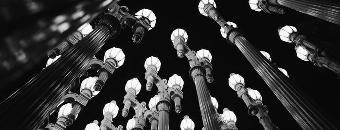 Urban Light is one of Los Angeles 2017.