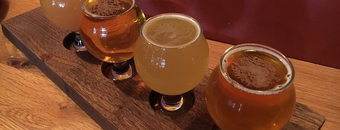 The Hop is one of A Locavore's Guide to the Hudson Valley.