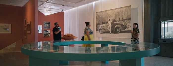 Palm Springs Art Museum - Architecture And Design Center is one of Los Angeles 2017.