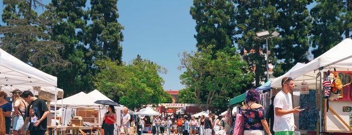 Fairfax Flea Market is one of Los Angeles 2017.
