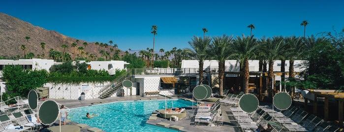 Ace Hotel & Swim Club is one of Los Angeles 2017.