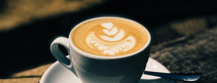 Allpress Espresso Roastery & Cafe is one of London specialty coffee.