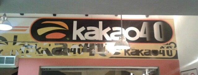 Kakao 40 is one of San Cristobal Tachira.