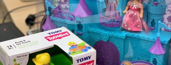 Детский мир is one of Lugares favoritos de Tigra✨.