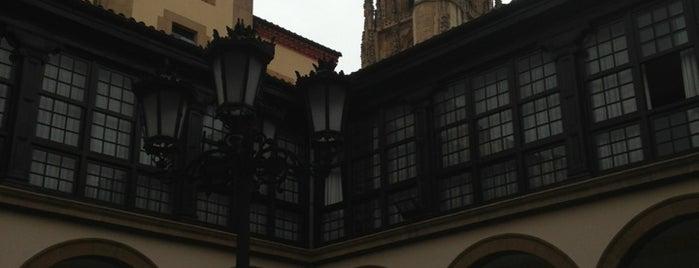 La Corrada del Obispo is one of Comida, Restaurantes, etc..