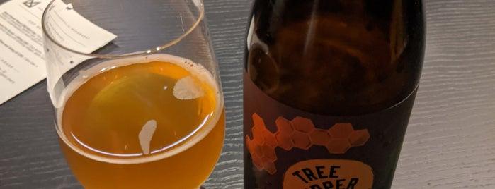 Marz Community Brewery is one of Miles'in Beğendiği Mekanlar.