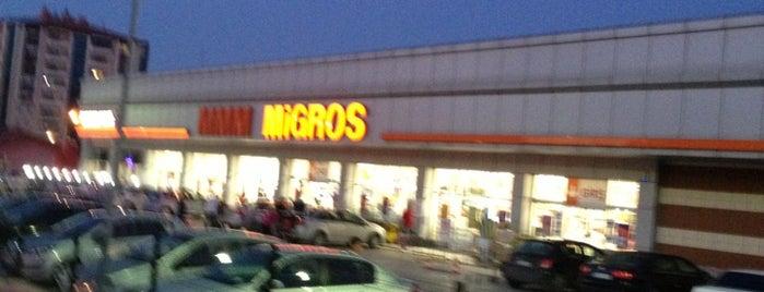 Migros is one of Burak'ın Beğendiği Mekanlar.
