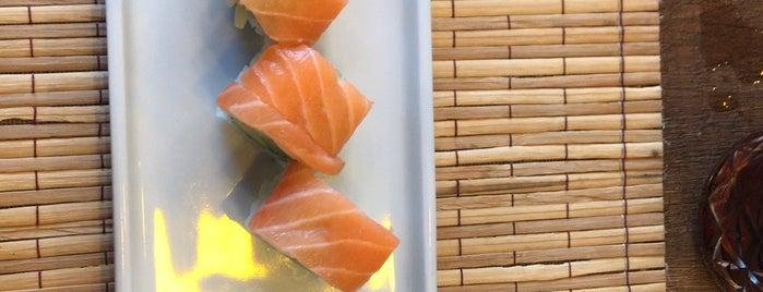 SUSHE & SUSHE Sushi & Bento is one of Hayri 님이 좋아한 장소.