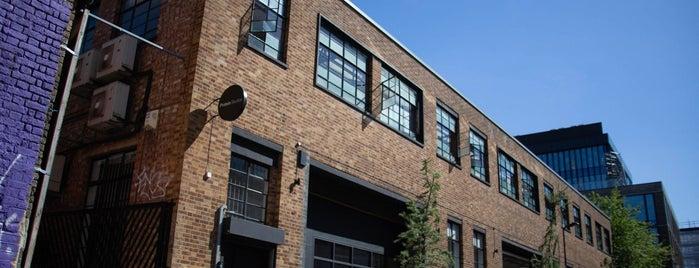 Protein Studios is one of Lugares guardados de Sevgi.