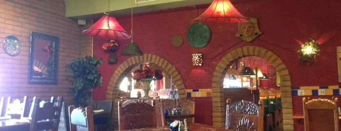 Rio Mirage Cafe is one of mexican restaurants.