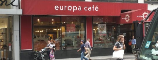 Europa Cafe is one of New York.