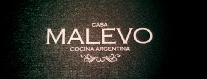 Casa Malevo is one of Argentines in the UK.