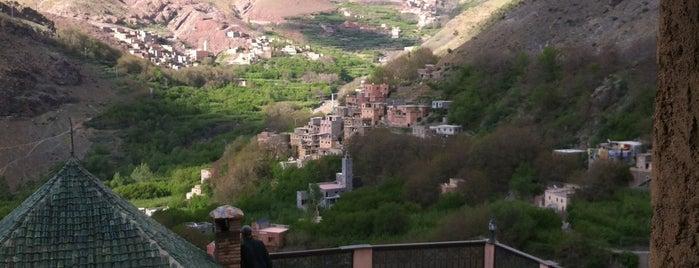 Kasbah du Toubkal is one of Morocco 🇲🇦.