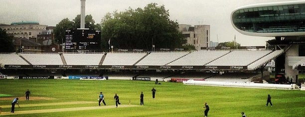 Lord's Cricket Ground (MCC) is one of Mark 님이 좋아한 장소.